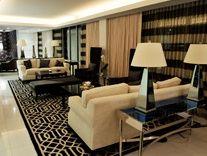 La Baie Presidential Suite at Fontainebleau Miami Beach.