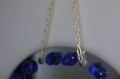 Mirrow on a chain. You can buy it in Riga. Price: 30 Eur. Write to fleamarketriga@yahoo.com