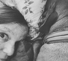 Shh I am sleeping Momma <3 #beenelove