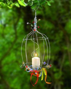 Baumlaterne und Glas-Insektenschutz @creadoo! Lifestyle, Dekoration, Basteln und mehr...