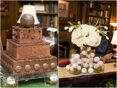 Louisville Wedding Blog - The Local Louisville KY wedding resource: {Daily Wedding Bits} Should there be a Groom's Cake?