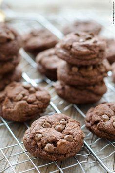 čokoládové cookies