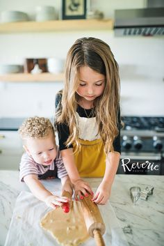 making cookies / kids making cookies / cookie photo session / family photos at home / lifestyle photography / film look / Nikon D750 / Fort Worth Lifestyle Photographer / Dallas Lifestyle Photographer / Aledo Photographer / Reverie Photo Co.
