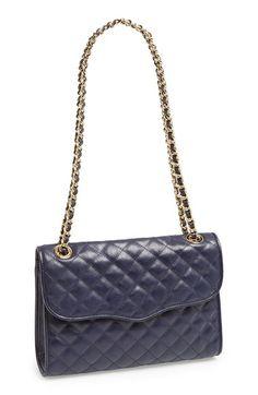 Rebecca Minkoff 'Quilted Affair' Shoulder Bag available at #Nordstrom