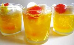 Pina Colada Jello Shots!