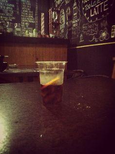 #colddrip #coffee #shop #bramdhitcoffee #barista #lucyintheskywithdiamonds