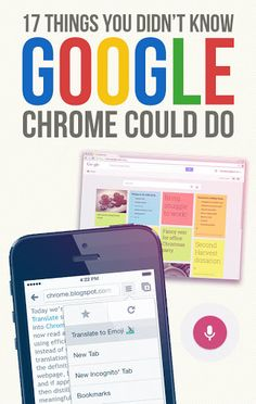 17 Things You Didnt Know Google Chrome Could Do?
