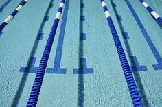 Try this latest workout by Sara McLarty to work on your speed in the water. Varying 150s.