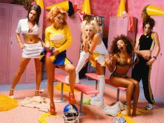 The Spice Girls, for making my childhood that much more fun.