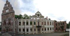 Zmigrod-pałac Hatzfeldów — Foto Julo