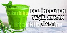 Yeşil ayran ile bel inceltme Shot Glass, Healthy Lifestyle, Tableware, Gym, Food, Dinnerware, Tablewares, Healthy Living, Excercise