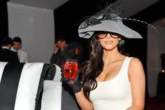 No, we didn't style Kim, but we can get you Derby ready. #nails #hair #extensions Book now: 502.895.3350