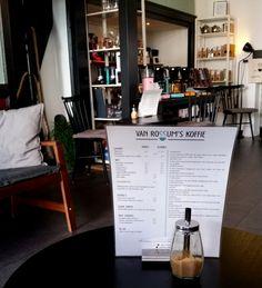 Voor écht lekkere, eerlijke en ecologisch verantwoorde koffie met een gebakje moet je in Zutphen bij Van Rossum