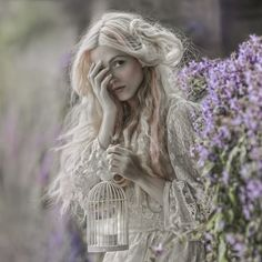 Photograph Ellie by Agnieszka Lorek on 500px. Nice picture! She looks like a fairy!! I like the colours!! ;P