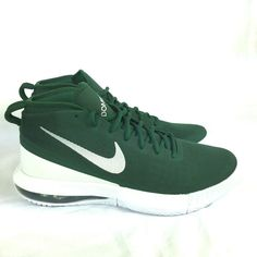 hot sales 355fd 9bd6d New Nike Air Max Dominate Men s Basketball Shoes Green Size 15  fashion   clothing  shoes  accessories  mensshoes  athleticshoes (ebay link)