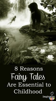 Why Fairy Tales Are Important to Childhood