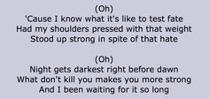 A Light That Never Comes - Linkin Park