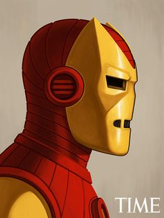 Iron Man, Mike Mitchell
