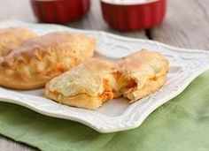 Chicken Taco Melts using Grands! biscuits!