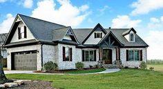 Expandable Rustic Ranch - 12262JL   1st Floor Master Suite, Bonus Room, Butler Walk-in Pantry, CAD Available, Corner Lot, Craftsman, Den-Office-Library-Study, Jack & Jill Bath, Mountain, PDF, Ranch, Split Bedrooms   Architectural Designs