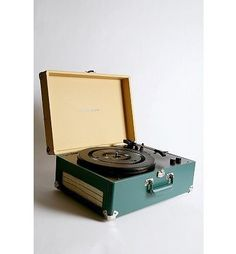 AV Room Portable USB Turntable / Crosley