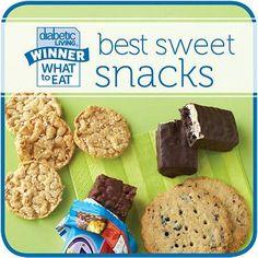 Best Sweet Snacks for Diabetes
