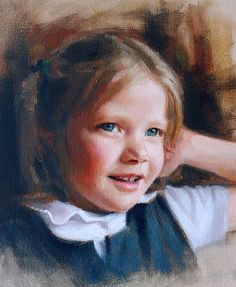 Hampshire based Portrait Artist specialising in oil painting commissions, oil portraits from Oil Portrait, Mona Lisa, Children, Artwork, Hampshire, Beautiful, Portraits, Paintings, Artists