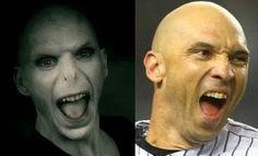 Voldemort or Raul Ibanez?
