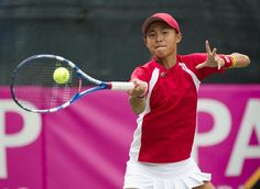 Canada's Zhao Victorious At Australian Open