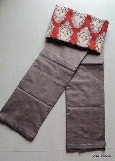 Soft Poly cotton saree