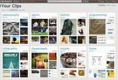 Clipboard, el Pinterest de los videos y las animaciones flash | Humano Digital por Claudio Ariel Clarenc