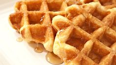 Create a delicious Saturday morning breakfast or a party dessert. </br></br> Becky Low shares a recipe for real Belgian waffles that are homemade. </br></br> Learn more about supporting the Great American Milk Drive by visiting <a href=http://www.milklife.com/give>milklife.com/give</a>