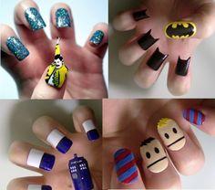 Freddie Mercury/Batman/DrWho/South Park