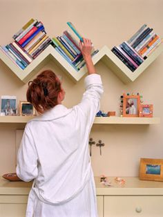 Learn how everyday objects can do double duty to help #organize your #home in an instant.