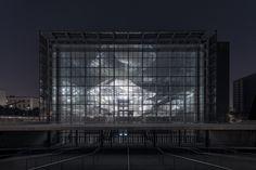 The Cloud by Studio Fuksas, Rome – Italy » Retail Design Blog