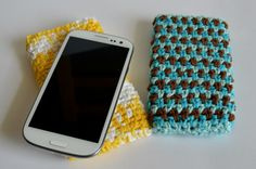 Crochet Dynamite: Galaxy S3 Cover