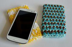 Crochet Dynamite: Galaxy S3 Cover