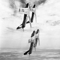 The North American Aviation's Sabre was the first swept-wing U. It dominated Russian-built MiGs during the Korean War and won world speed records. Us Military Aircraft, Military Jets, Fighter Aircraft, Fighter Jets, Sabre Jet, The Art Of Flight, Aircraft Images, American Fighter, Korean War