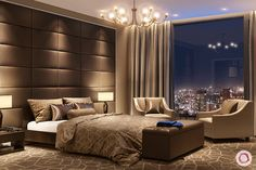 Best Hotel decoration and lighting ideas with a mid-century touch to your lobby, hall, bar, lounge, Hotel Bedroom Design, Bedroom Hotel, Small Room Bedroom, Hotel Room Design, Hotel Style Bedroom, Comfortable Bedroom, Hotel Decor, Interior Design Bedroom, Comfortable Bedroom Inspiration