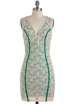 Season of Mist Dress, #ModCloth