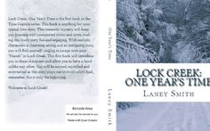 Lock Creek: One Year's Time - Cover