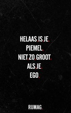 Ego #rumag