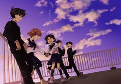 Middle-school Detective Boys --Detective Conan--
