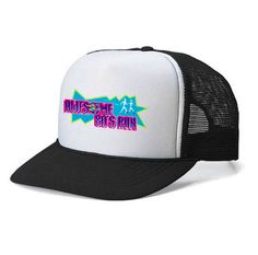 Color Splat Logo Hat