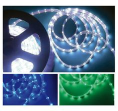 Rollo de Manguera de LED RGB de 25 metros Para Exteriores