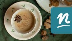 Pihe-puha kókuszos kocka | Nosalty Masala Chai, Pulled Pork, Latte, Muffin, Vegan, Tableware, Shredded Pork, Dinnerware, Chai