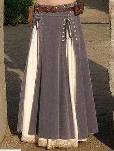 43 New Ideas Skirt Design Costumes Renaissance Costume, Renaissance Clothing, Diy Medieval Costume, Renaissance Fair, Steampunk Fashion, Boho Fashion, Skirt Outfits, Cool Outfits, Casual Outfits