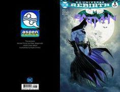 Aspen Comics | Comic-Con International: San Diego 2016 Batman #1 Aspen Comics Exclusive Michael Turner Variant Edition - Color