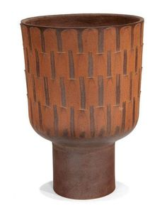 David Cressey Planter Architectural Pottery Designed c. 1963