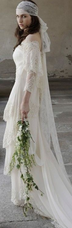 Alberta-ferretti♥✤ | Keep the Glamour | BeStayBeautiful -- Gypsy wedding attaire